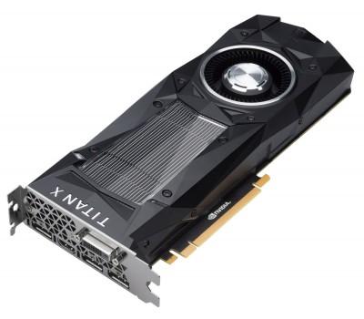 NVIDIA TITAN Xp Pascal (12 GB, DVI, 3 DP, HDMI)