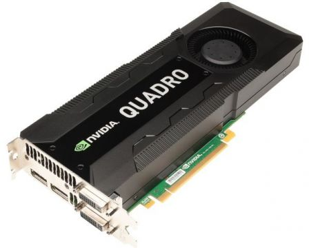 NVIDIA Quadro K5000 4 GB for Mac Pro 2008—2012 (High Sierra and Mojave support)